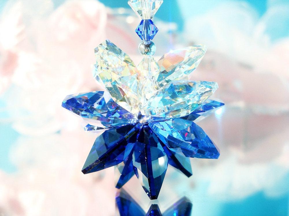 Swarovski Crystal Christmas Ornaments