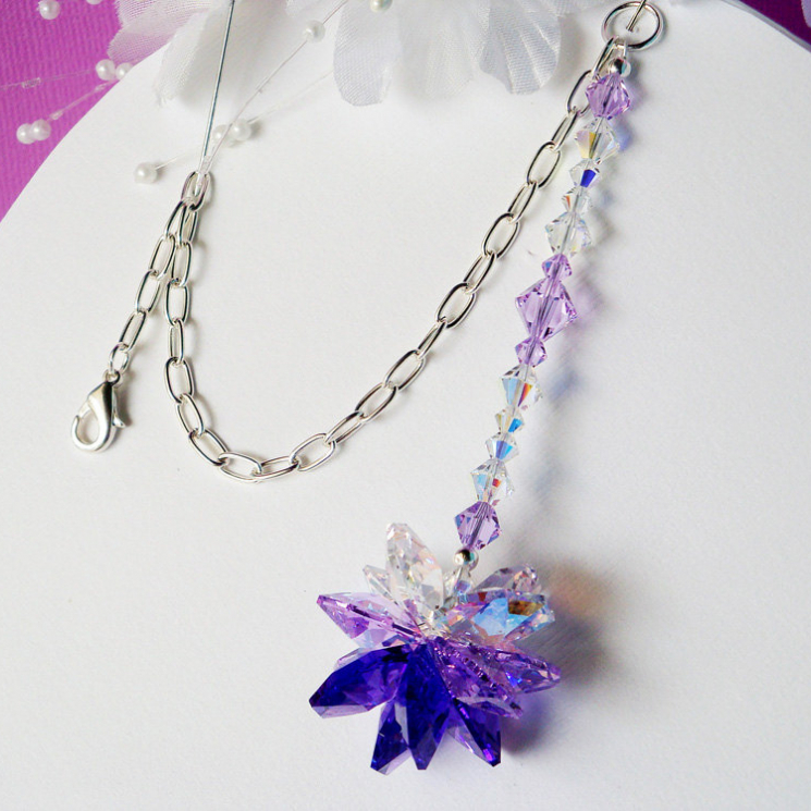 purple suncatcher