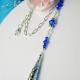 blue car accessories