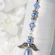 something blue for bride