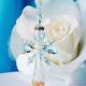 swarovski crystal angel