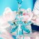 crystal angel suncatcher