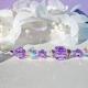 crystal fan pull
