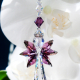 swarovski crystal suncatcher