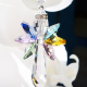 Rainbow Angel Suncatcher