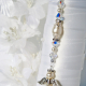 angel wedding bouquet charm