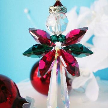 Swarovski Crystal Christmas Gift